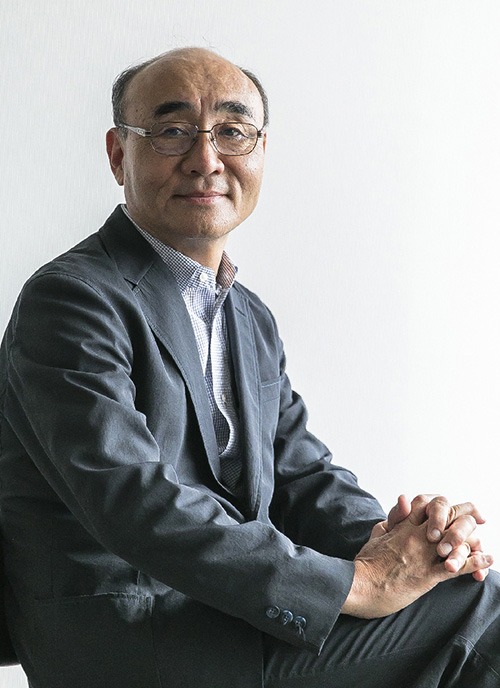 代表取締役社長 木村泰始