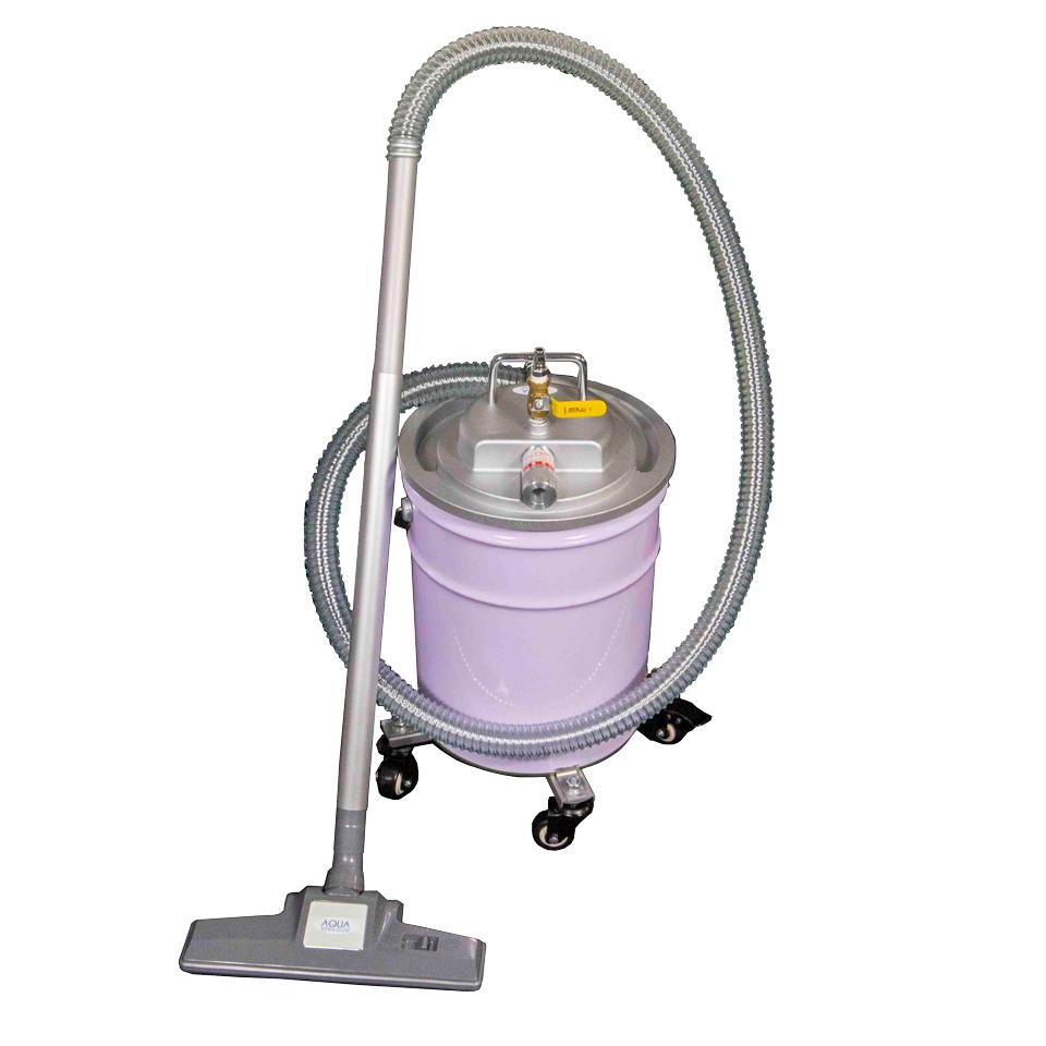 エア式バキュームクリーナー APPQO550シリーズ〈乾湿両用タイプ〉(APPQO550-SET掃除機セット)の画像