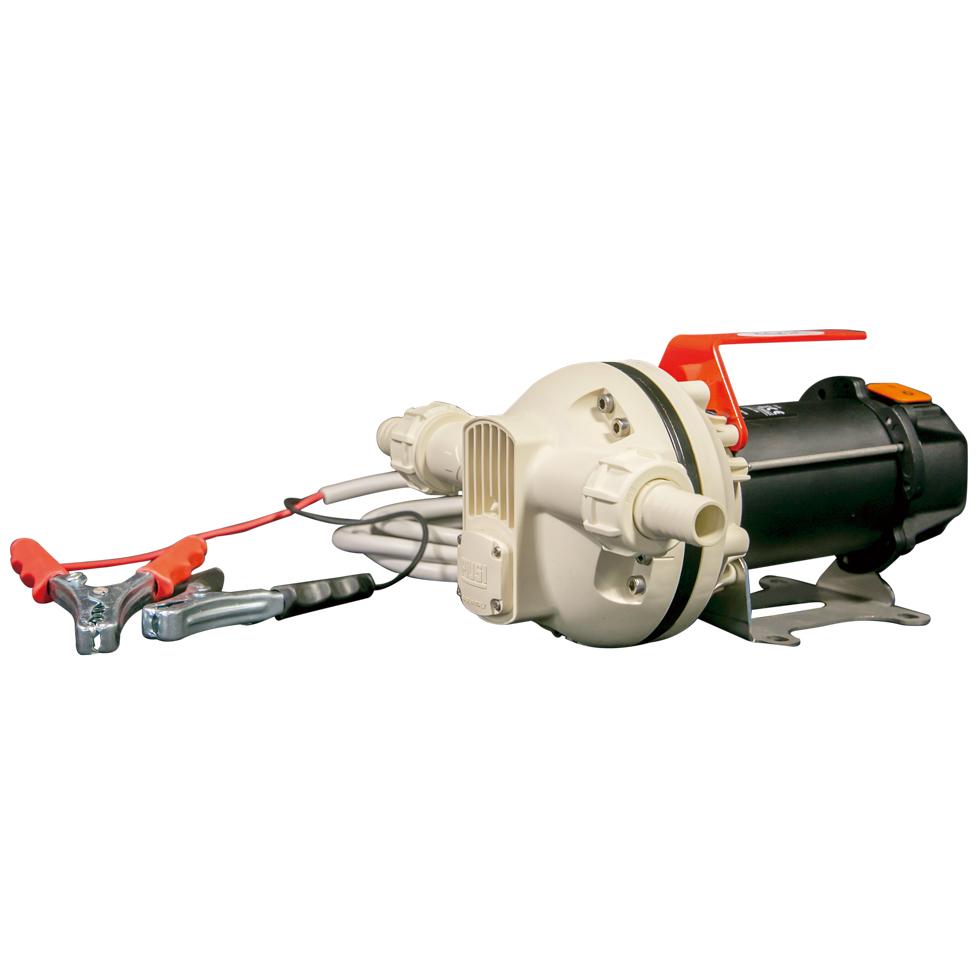アドブルー用(AdBlue)電動ダイヤフラム樹脂ドラム用ポンプ EVシリーズ(EV-24Ad)の画像