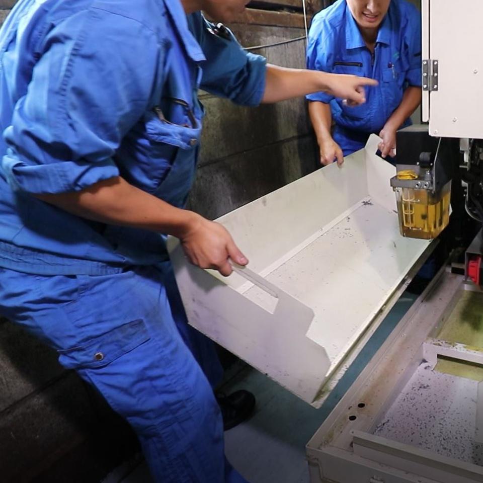 タンク清掃ろ過クリーナーの困り事の画像2枚目
