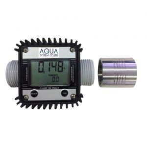 流量計 簡易デジタル式〈アドブルー・水専用〉(TB-K24-Ad)